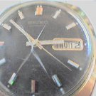 VINTAGE 17J 7006-8059 SEIKO DAY DATE AUTO WATCH 4U2FIX