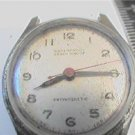 UNUSUAL VINTAGE WATERPROOF SWISS MOVEMENT WATCH 4U2FIX