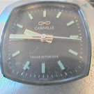 BIG 1972 CARAVELLE STEEL TRANSISTORIZED WATCH 4U2FIX