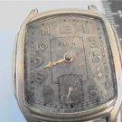 VINTAGE ELGIN ART DECO SQUARE CASE WATCH 4U2FIX