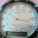 UNIQUE DUAL LCD ANALOG TIME CASIO QUARTZ WATCH