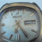 VINTAGE SEIKO 6309 DAY DATE AUTOMATIC WATCH RUNS 4U2FIX