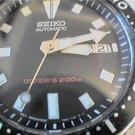 SCUBA DIVERS SEIKO 7826-0029 AUTO DD WATCH  RUNS