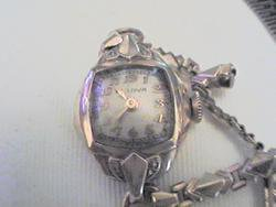 RARE VINTAGE BEAUTIFUL 17J BULOVA COCKTAIL WATCH 4U2FIX