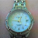 LA EXPRESS DATE LADIES QUARTZ WATCH RUNS