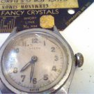 VINTAGE ACCRO SPORTSMAN WATCH 4U2FIX AND OPEN