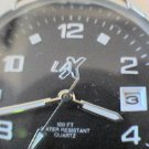 LAX DATE QUARTZ mans WATCH BIG NUMBER runs