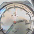VINTAGE TISSOT VISODATE SEASTAR PR 516 WATCH RUNS