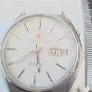 VINTAGE 21 JEWEL ORIENT AUTO DAY DATE WATCH 4U2FIX