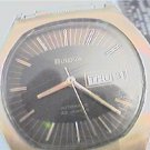 1972 BIG 23 JEWEL BULOVA DAY DATE AUTO WATCH 4U2FIX