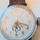 rare unusual dial timex watch 4U2FIX