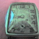 VINTAGE SQUARE NASSAU WATCH 4U2FIX