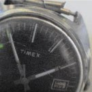 UNUSUAL COLOR DIAL TIMEX DATE AUTO WATCH RUNS