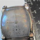 VINTAGE 17 JEWEL SUB SEC HAMPDEN SQUARE WATCH 4U2FIX