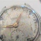 VINTAGE SUB SECONDS DIAL LOUVIC 17 JEWEL WATCH 4U2FIX