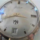 VINTAGE ALLOR DATE AT 6 AUTO WATCH 4U2FIX