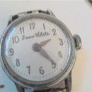 VINTAGE SNOW WHITE LADIES WATCH 4U2FIX
