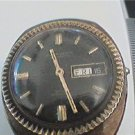 1969 CARAVELLE GREEN DIAL DAY DATE AUTO WATCH 4U2FIX