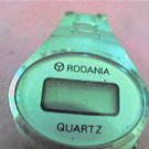 VINTAGE RODANIA LADIES LCD QUARTZ WATCH 4U2FIX
