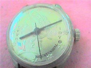 unusual 1976 bicentennial windup watch 4u2fix
