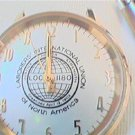 LABORER'S INTERNATIONAL UNION QUARTZ WATCH RUNS