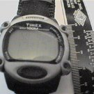 TIMEX MENS EXPEDITION 100M LCD ALARM WATCH RUNS