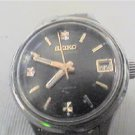 VINTAGE SEIKO DATE AUTO LADIES WATCH RUNS 4U2FIX HAND
