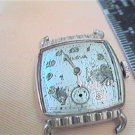 1957 BULOVA SQUARE WATCH 4U2FIX