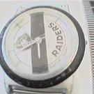 UNUSUAL 2002 RAIDERS DIAL BULOVA QUARTZ WATCH 4U2FIX