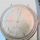 OLD BIG TIMEX AUTOMATIC WATCH RUNS 4U2FIX DIAL GLASS