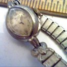 VINTAGE LADIES WYLER COCKTAIL WATCH RUNS