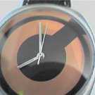 UNUSUAL BIG C ON DIAL QUARTZ MANS SIZE WATCH