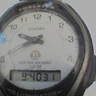 CASIO FORESTER ILLUMINATOR LCD ANALOG WATCH 4U2FIX RUNS