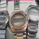 LOT OF 3 VINTAGE 70'S SAVANT SENSOR LCD WATCHES 4U2FIX