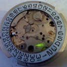 RARE MONTGOMERY WARD 25 JEWEL AUTO WATCH MOVEMENT RUNS