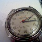 VINTAGE 17 JEWEL HALLMARK STEEL CASE AUTO WATCH 4U2FIX