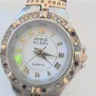 STONE BEZEL ANNE KLIEN QUARTZ LADIES WATCH 4U2FIX