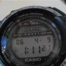 RARE CASIO NAVIGATOR TRIPLE SENSOR WATCH 4U2FIX