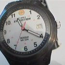 UNUSUAL TIMEX EXPEDITION QUARTZ 12-24HR DIAL WATCH RUNS