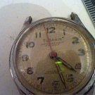 VINTAGE 17 JEWEL TUGARIS INCABLOC WATCH RUNS 4U2FIX LUG