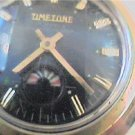 UNIQUE RAINBOW SUBDIAL 17J TIMETONE WINDUP WATCH 4U2FIX