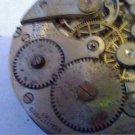 VINTAGE 7 JEWEL ADMIRAL POCKET WATCH MOVEMENT 4U2FIX