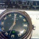 VINTAGE GREEN DIAL NIVADA SP AQUAMAR 17J WATCH 4U2FIX