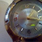 GOOD GUESS WATERPRO DATE QUARTZ WATCH RUNS