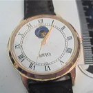 UNUSUAL SUN MOONPHASE PERRY ELLIS AMERICA QUARTZ WATCH