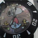 CUTE ARMITRON LADY OR BOYS SNOOPY PEANUTS QUARTZ WATCH