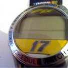 MATT KENSETH 2000 ROOKIE SCHEDULE DIGITAL WATCH RUNS