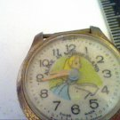 RARE ALICE IN WONDERLAND SWISS WALT DISNEY WATCH 4U2FIX