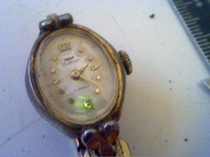VINTAGE 17 JEWEL LADIES WALTHAM COCKTAIL WATCH 4U2FIXIT