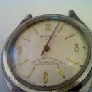 VINTAGE MEPA 17 JEWEL WATCH RUNS AND STOPS 4U2FIX